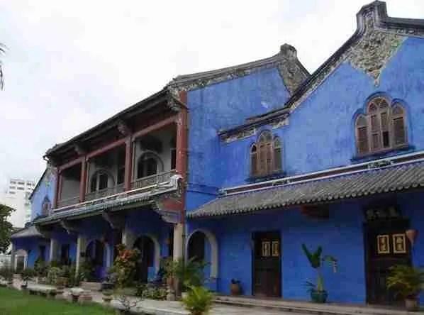 Cheong Fatt Tze Mansion Penang