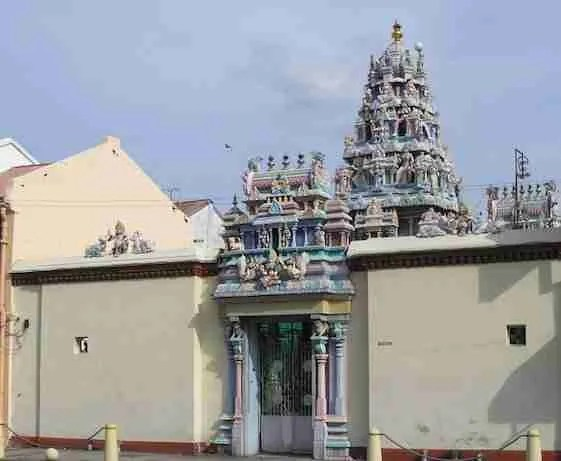 Mahamariamman Temple Penang