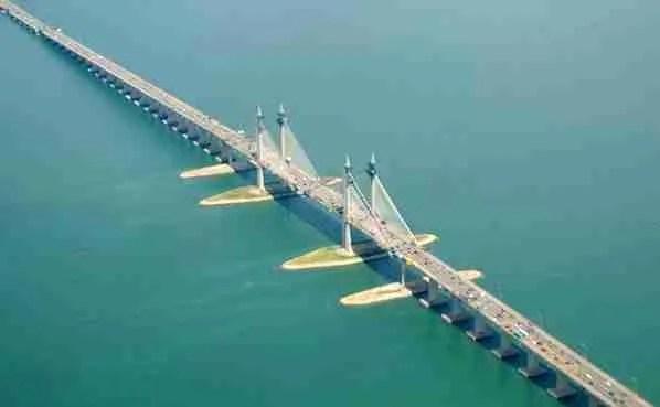 Penang Bridge Malaysia