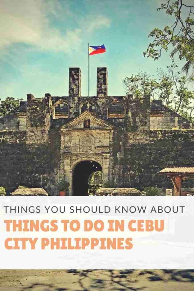 Things You Should Know About Things to Do in Cebu City Philippines