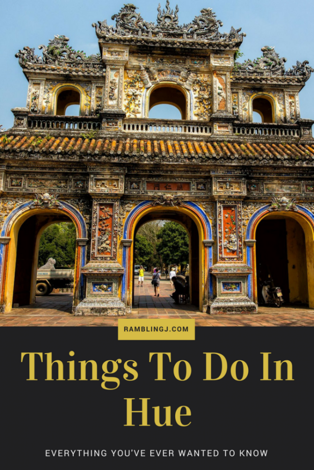 Everything You've Ever Wanted to Know About Things To Do In Hue