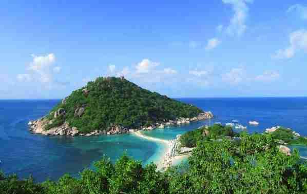 Koh Tao John-Suwan Viewpoint