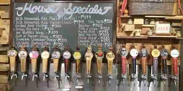 Craft Brewery In Baguio