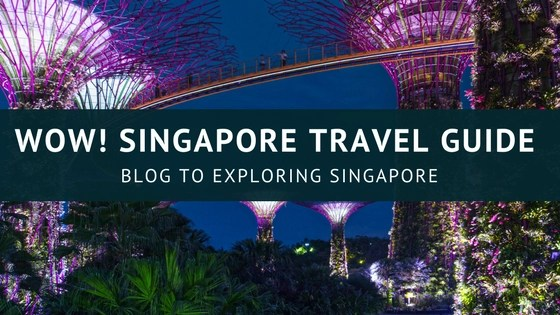 Wow! Singapore Travel Guide Blog To Exploring Singapore