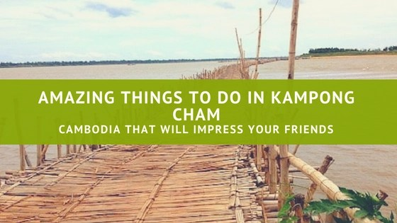 Amazing Things To Do in Kampong Cham Cambodia That Will Impress Your Friends