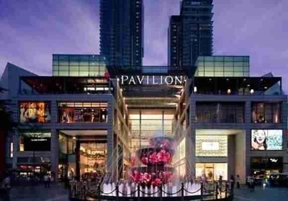 Pavilion in Kuala Lumpur