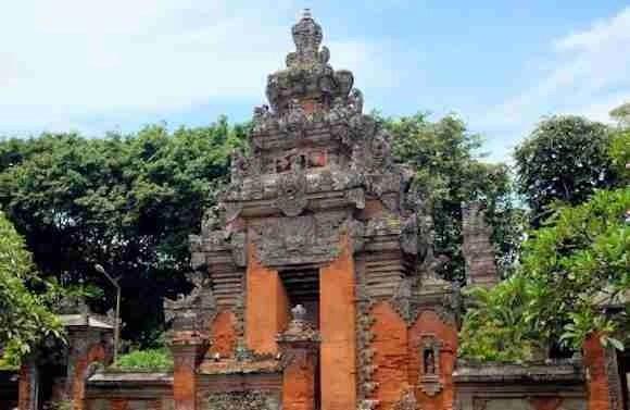 Bali Provincial State Museum in Denpasar Bali