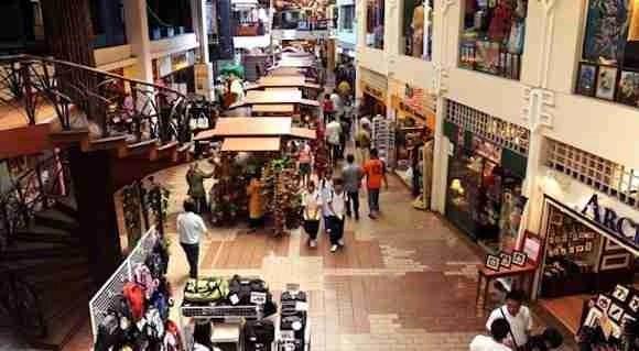 Central Market in Kuala Lumpur