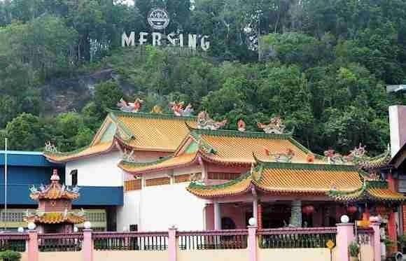 Hock Soon Temple Mersing