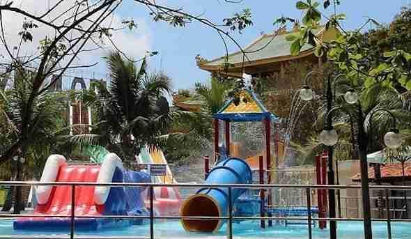 Water Park in Vung Tau