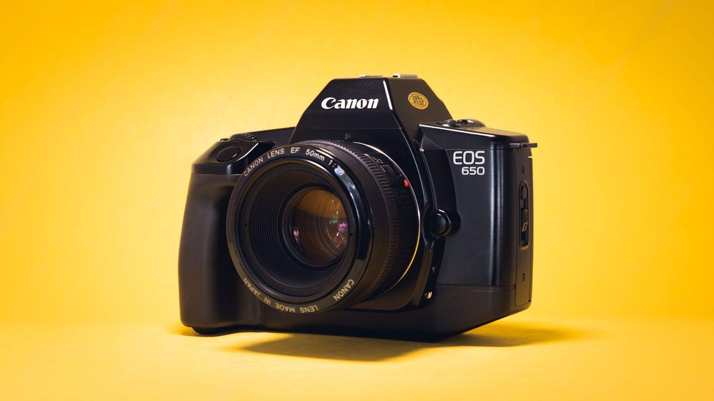 Canon's autofocus revolution: The EOS 650