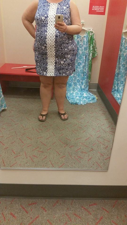 ae3e92e26db Lilly Pulitzer and Target Plus Size FAIL with  LillyforTarget ...