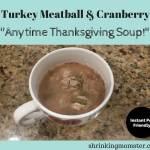 Thanksgiving soup recipe