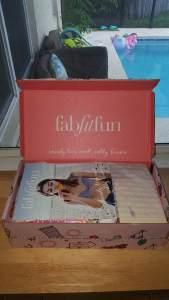 Summer box: FabFitFun