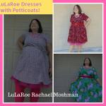 LuLaRoe dresses with petticoats