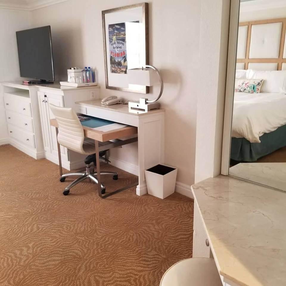 Don Cesar Hotel Room