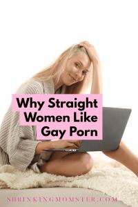 Why Straight Women Like Gay Porn