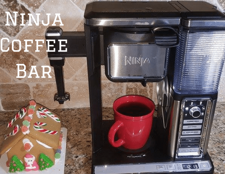 The Amazing Ninja Coffee Bar System - you need this in your life right now.
