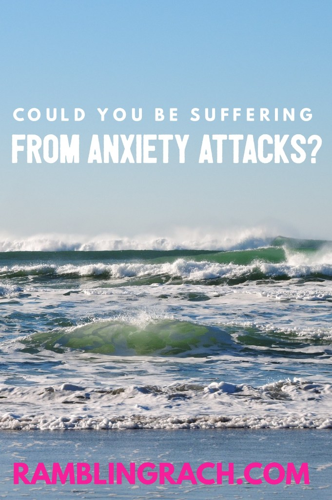 Could you be suffering from anxiety attacks?