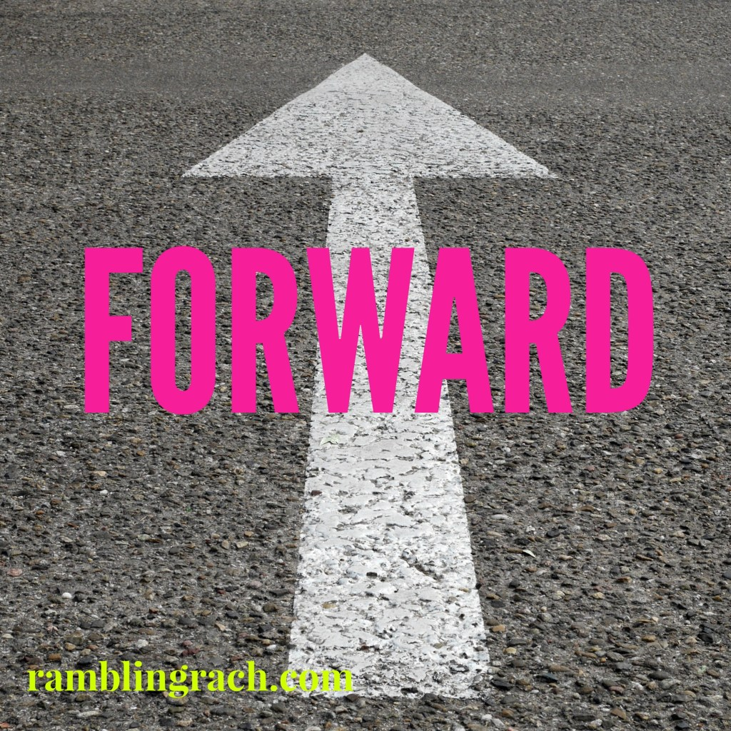 Word of the year: FORWARD