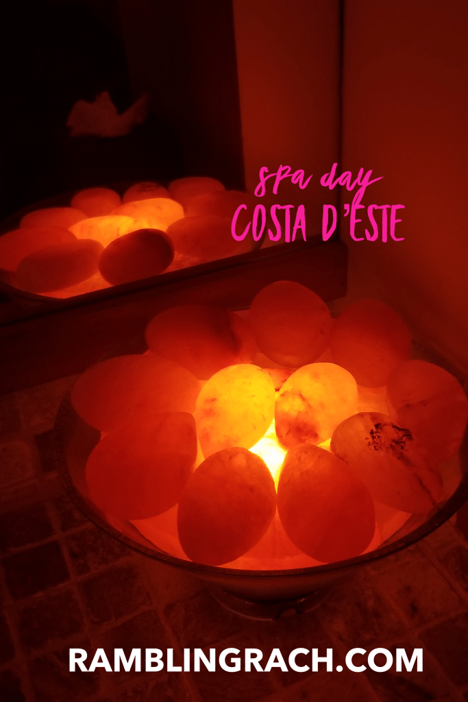 Spa day at Costa d'Este in Vero Beach, Florida
