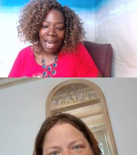 Psychic reading with Toi Huff