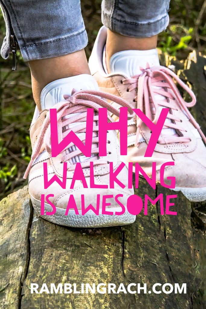 Why walking is awesome