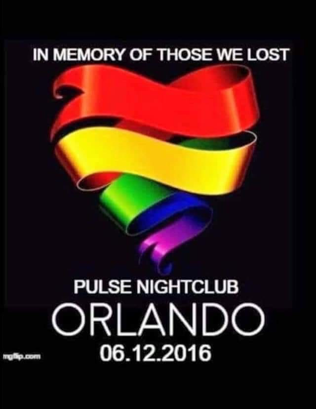Pulse Nightclub Remembrance Day