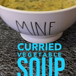Instant Pot curry vegetable soup #instantpot