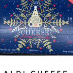 Aldi Cheese Advent Calendar