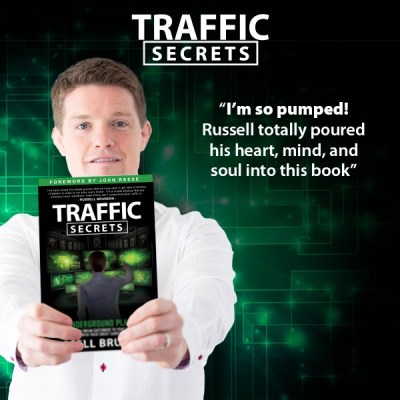 Traffic Secrets: Russell Brunson Book Review