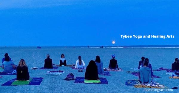 Tybee Island yoga