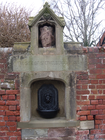 Photo of St Ethelbert's Well