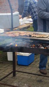 "Bratwurst and ""Steak"""