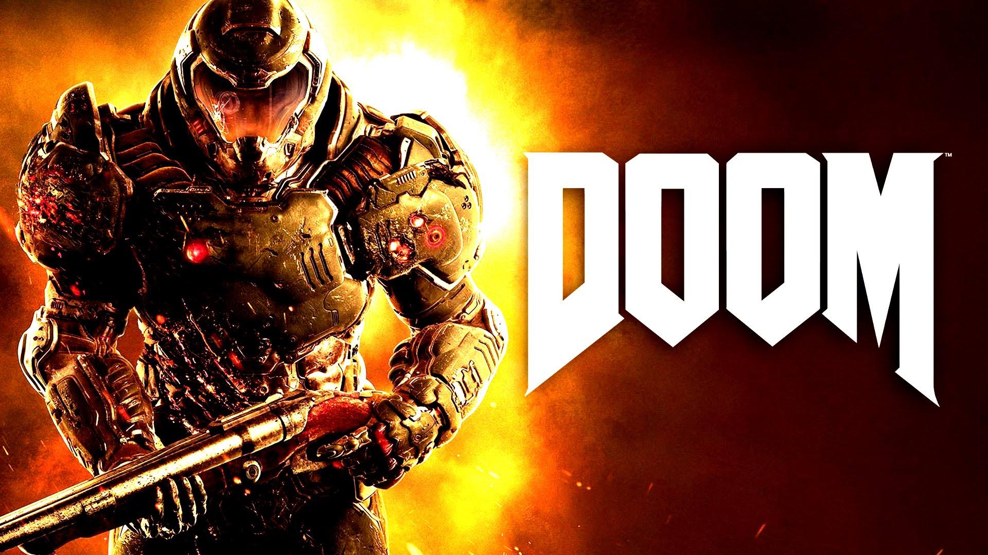 doom 2016 ramblings about