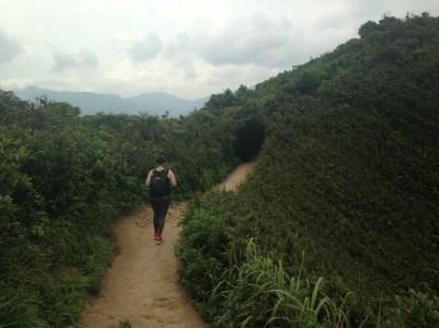 Dragon's Back walk