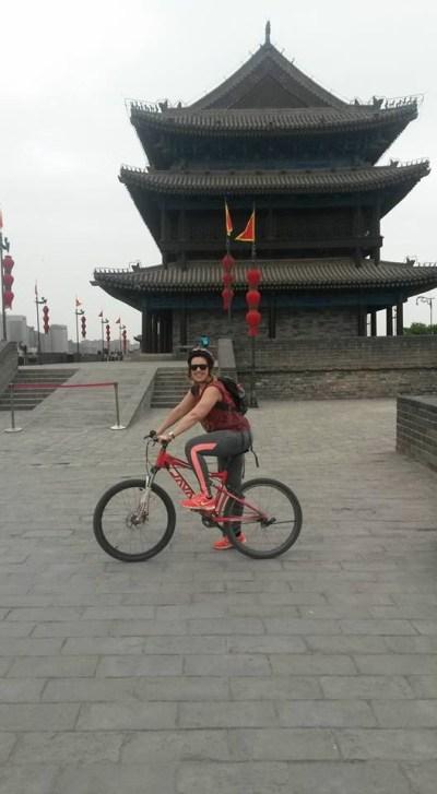Cycling the City Walls