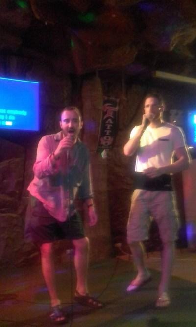 Monkey Bar Karaoke