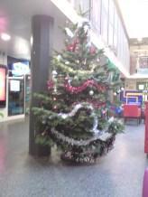 Christmas tree in SU