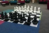 Giant chess!