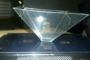 Hologram...DIY style.