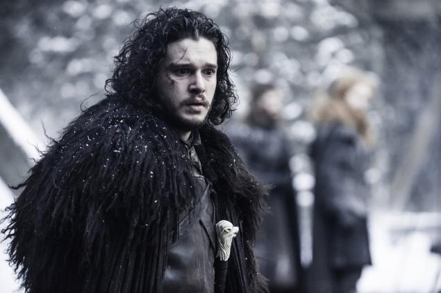 Jon will walk around looking like this for the entire season finale.