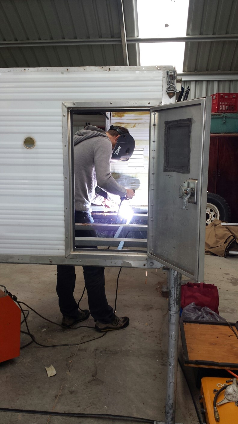 Camper Reno - Construction