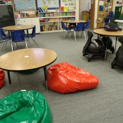 Cool Bean Bag Chairs Biokinesis Chair Exercises For Seniors Dvd Ball In The Classroom Ramblings Of A Perforated Mind