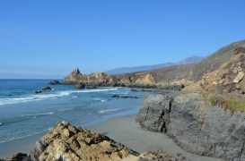 Beaches in Pacific Valley