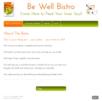 Be Well Bistro