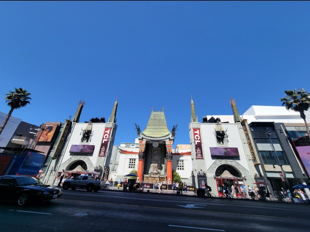 TCL Chinese Theatre, Hollywood LA