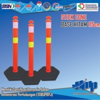 STICK CONE BASE HITAM