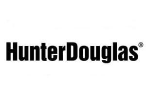 Black Hunter Douglas Logo