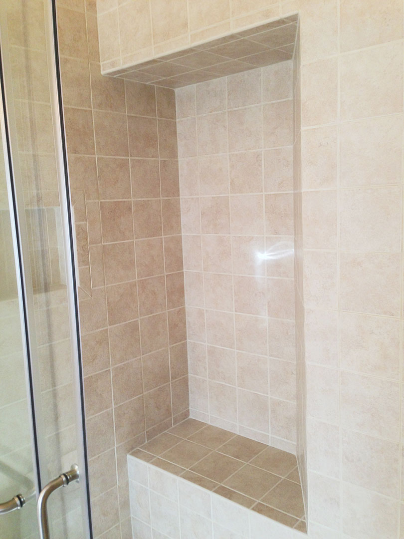 Bathroom Remodel in Fairfax VA by Ramcom Kitchen  Bath